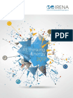 IRENA REthinking Energy 2017