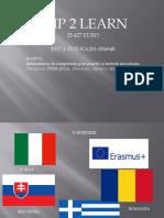 Prezentare Proiect Erasmus(1)