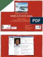 Justin Lee-E27-Web 2 0 Hits Asia-Distribution Slides