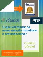 Cartilha Novos Procedimentos ESocial Zenaide Carvalho (1)