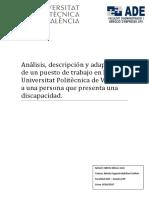 Conclusion Sobre Analisis