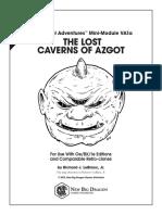 0e-BX-1e - (VA1a) the Lost Caverns of Azgot ()