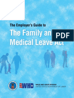 Employer's Guide to the Family and Medical Leave Act