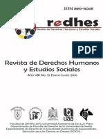 Adrian Silva - La Herencia de La Crítica Criminológica en La Cuestión Criminal Latinoamericana y Brasilena