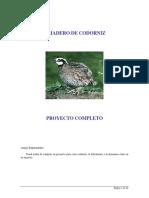 Manual Completo de Cria de Codorniz