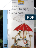 Neva Milicic Al Mal Tiempo Buena Cara 1 PDF