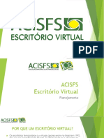 Escritório Virtual - Apresentação