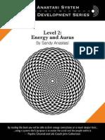 Psychic Development Level 2 Energy and Auras the Anastasi System of Psychic Development