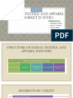 Textile & Apparel Industry