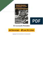 El Acorazado Potemkin by Sergei Eisenstein Critico de Barthelemy Amengual Estudio