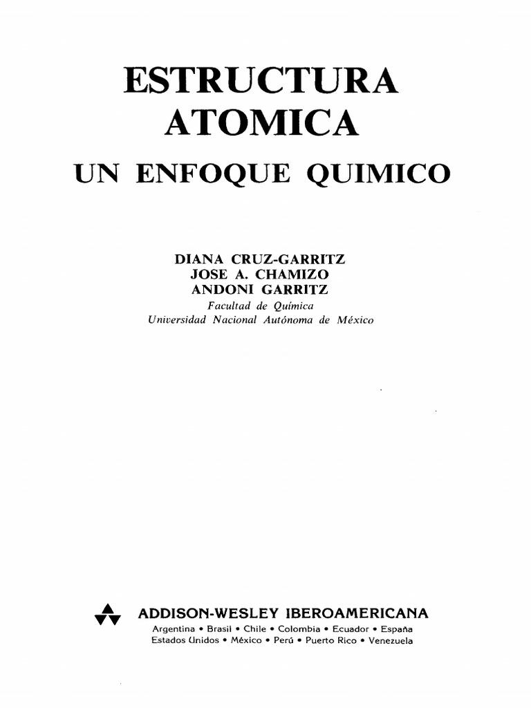 Historia de La Estructura Atómica
