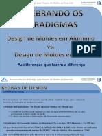 Projeto e Design de Moldes Em Aluminio 01