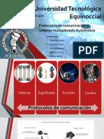 Protocolos de comunicación y sistema multiplexado Automotriz.pptx