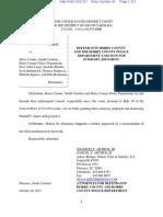 Horry County Lawsuit - Jane Doe 3