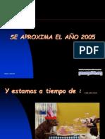 Se Aproxima El 2005