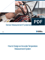 National Instruments 2013 Sensor Measurement Fundamentals Series