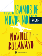 Precisamos de Novos Nomes Bulawayo Noviolet