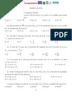 Repaso Geometría Analítica
