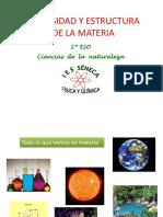 Estructura de La Materia - 1