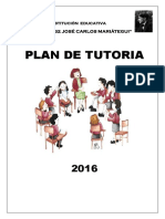 Plan de Tutoria Institucional Jcm 2016. (1)