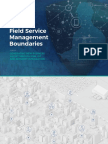 Pushing Field Service Management Boundaries eBook