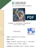 Carbapenemicos