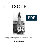 18CLE Rules