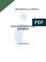 Manual de Políticas de Segurida