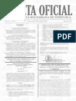 Gaceta Oficial 41.267 Créditos para viviendas