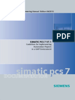 Gmp Simatic Pcs7 v71 En