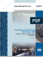 Appendix D1 Revised Social Impact Assessment Report