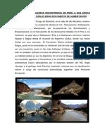 Fosiles de Dinosaurios Encontrados en Perú a Que Época Pertenecieron y Cuáles Eran Sus Hábitos de Alimentación