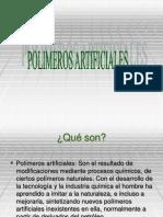 POLIMEROS ARTIFICIALES