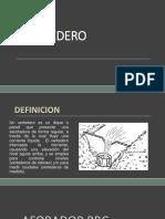 Diapositivas vertedero