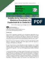 Arqueologia Urbana.Mendoza.Chiavazza-Puebla-Zorrilla