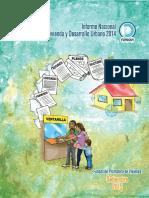 INFORME NACIONAL DE LA SITUACION DE VIVIENDA Y DESARROLLO URBANO 2014