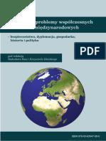 Wyzwania i Problemy PTSM 2015