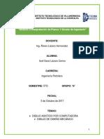 Analisis e Interpretacion de Planos