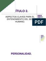 Capítulo 2 - Aspectos Claves Para El Entendimiento Del Ser Humano