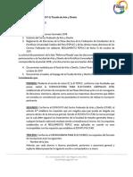 Resolución N° 2 2017-2/ Fiscalía de Arte y Diseño