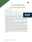 Access 1 Unit 9 Philosophy