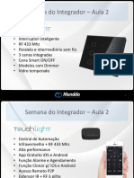 Projeto-Touchlight-Exemplo