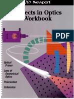 2015 03 03 Optics Workbook Newport Expansión Haz Láser Theory
