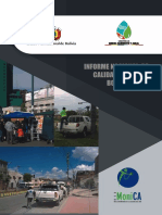 Informe Nacional de Calidad Del Aire Bolivia 2015