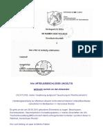 """BLANKO-Geschäfte-Ausfertigung Urteil ohne Unterschrift abwehren als Mensch - nicht """"Person""""!"""