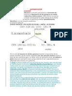 quimica organica saponificacion