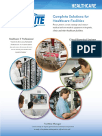 Complete Solutions for Healthcare Facilities English 95 33DB
