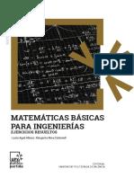 Matematicas Basicas Para Ingeni - Lucia Agud Albesa