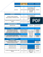 Calendario Academico II 2016