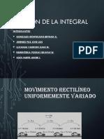 Aplicación de La Integral-1